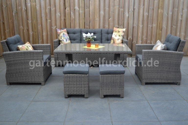 Emejing Lounge Gartenmobel Mit Esstisch Ideas - House Design Ideas - campuscinema.us