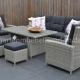 Maryland verstellbare-lounge-3er-sitzbank-light-kobo-grey-1