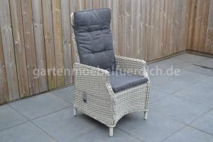 Modena verstellbarer Stuhl Light Kobo Grey