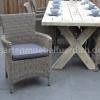 Wales Tisch 220 mit 6 Sato Dining Stühlen Mixed Kobo 5