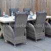 Wales Tisch 250 mit 6 Bologna Verstellbare Stühle 4