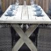 Wales Tisch 250 mit 6 Bologna Verstellbare Stühle 5