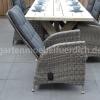 Wales Tisch 250 mit 6 Bologna Verstellbare Stühle 8