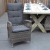 Wales Tisch 250 mit 6 Bologna Verstellbare Stühle 6
