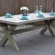 Wales Tisch 250 mit Polystone Tischplatte