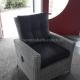 Maryland Verstellbare Sessel Kobo Grey